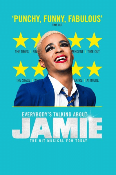 Everybody's Talking About Jamie Musical UK Tour
