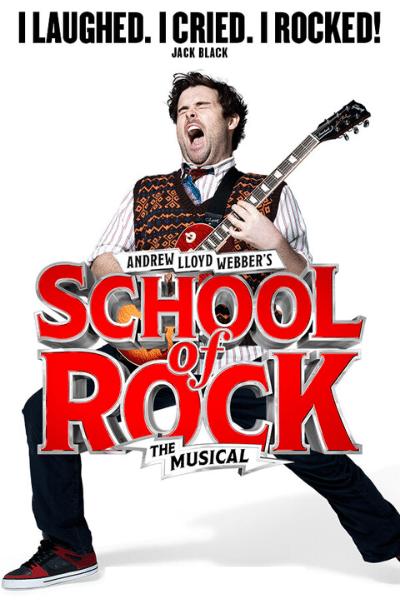 School of Rock UK Tour