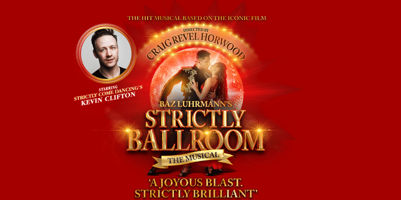 strictly ballroom musical tour