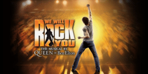 we will rock you musical tour