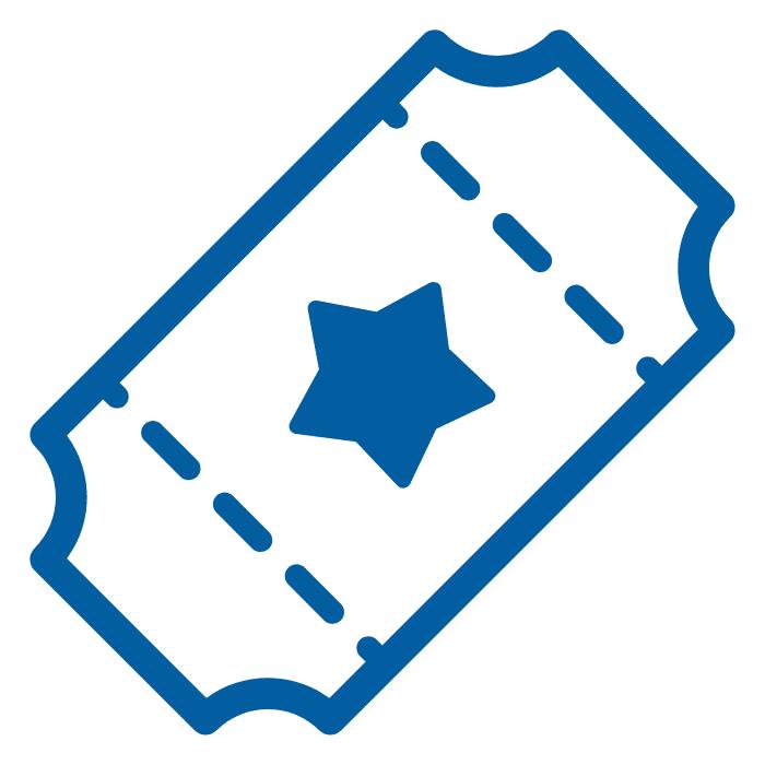 Ticket Logo
