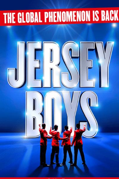 Jersey Boys Tour